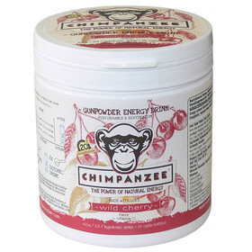 Chimpanzee Gunpowder Energy Drink 600g Wildkirsche